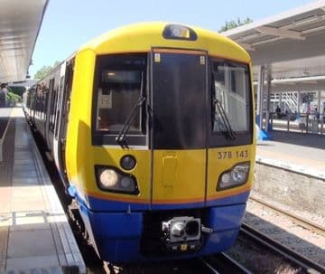 05. The complete London Overground Collection