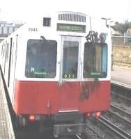 07. Wimbledon to Upminster (District Line)