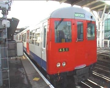 08. East London Line & Wembley Park to Watford