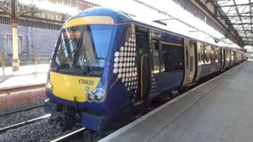 08. Perth - Inverkeithing- Edinburgh Waverley