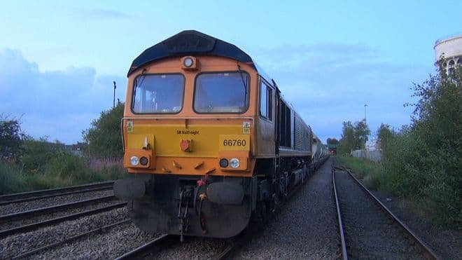 141. Doncaster Down Decoy to Guardian Glass at Goole & return