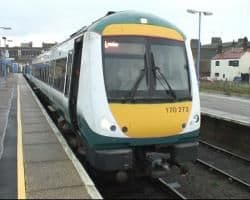 19. Lowestoft to Ipswich - more recent dvd now available - see GRA08
