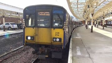 23. Glasgow Central to Gourock & return & Wemyss Bay Branch