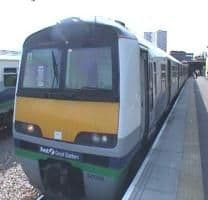28. Return to Shenfield from Southend Victoria