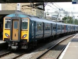29. Return to Stansted Airport from London Liverpool Street - newer footage available as GRA06