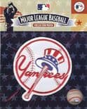 New York Yankees Embroidered Team Jersey Logo Collectible Patch