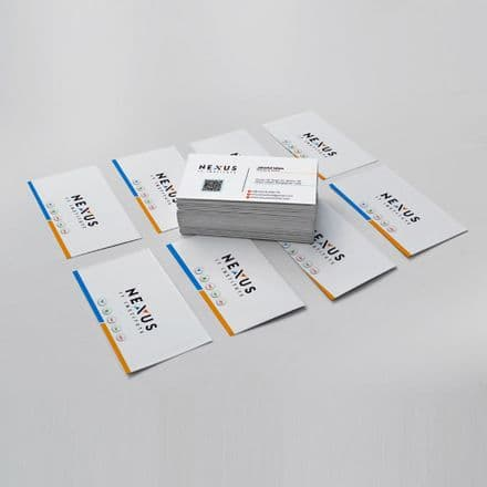 Business Cards with No Lamination