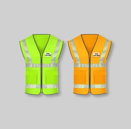 High Vis Vests Printing