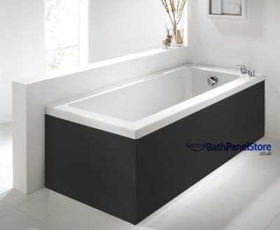 Gloss Black 1 Piece Bath Panels