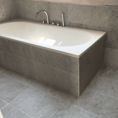 Marine Ply Tileable Bath Panels