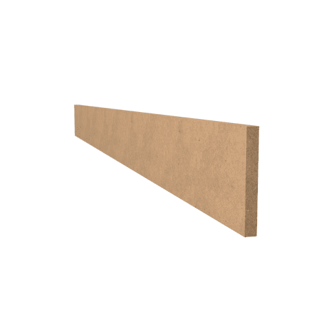 Paintable MDF Bath Panel Plinth Only