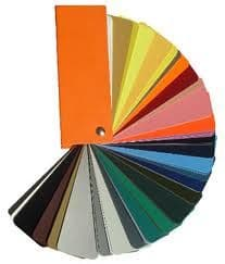 Swatches - Colour and Wood Finishes pick up to 4 standard and 1 special NOW ONLY 99p