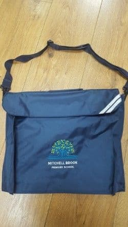 BOOK BAGS- MITCHELL BROOK