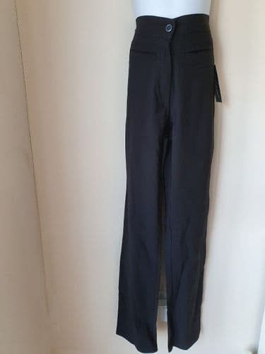 GIRLS SENIOR TROUSER- LADIES- NAVY BLUE