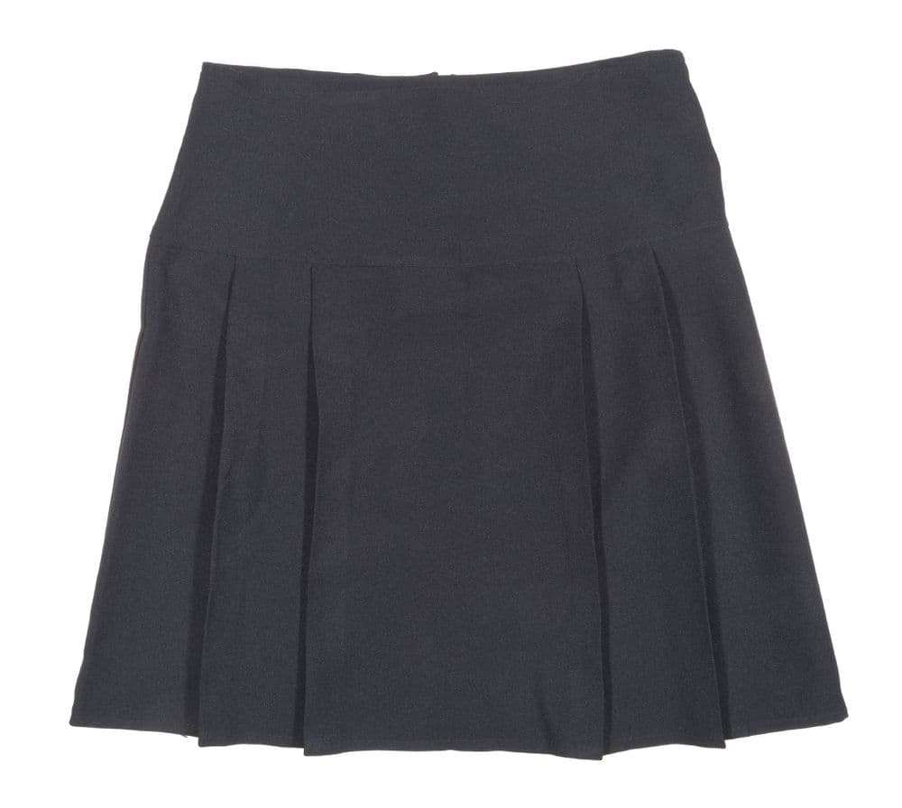 GIRLS SKIRT- SENIOR-NAVY