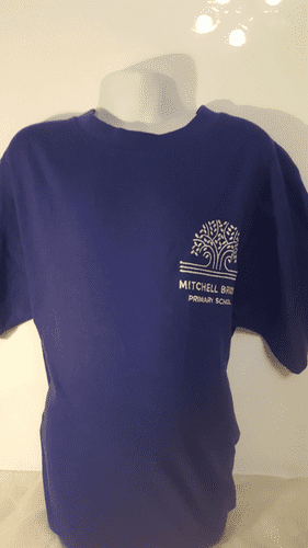 P E T SHIRT-BLUE-TOLERENCE HOUSE(Mitchell Brook)