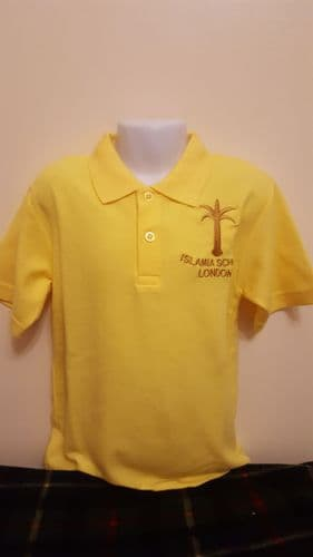 PE TOP/YELLOW/ISLAMIA PRIMARY