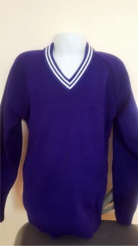 School Sweater V neck, Leopold Primary School