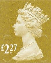 £2.27 Stamp (12% to 15% off)