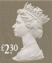 £2.30 Stamp (12% to 15% off)