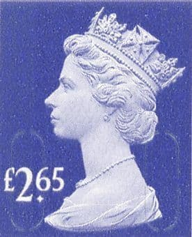 £2.65 Stamp (12% to 15% off)