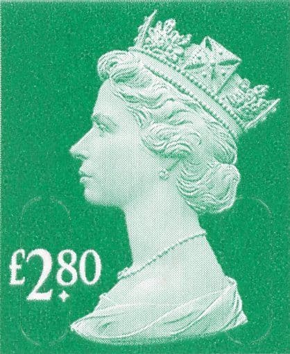 £2.80 Stamp (12% to 15% off)