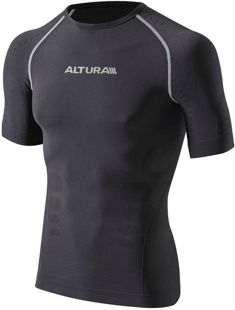 Altura Unisex Second Skin Base Layer - High Wicking Breathable - Long  or Short Sleeve available