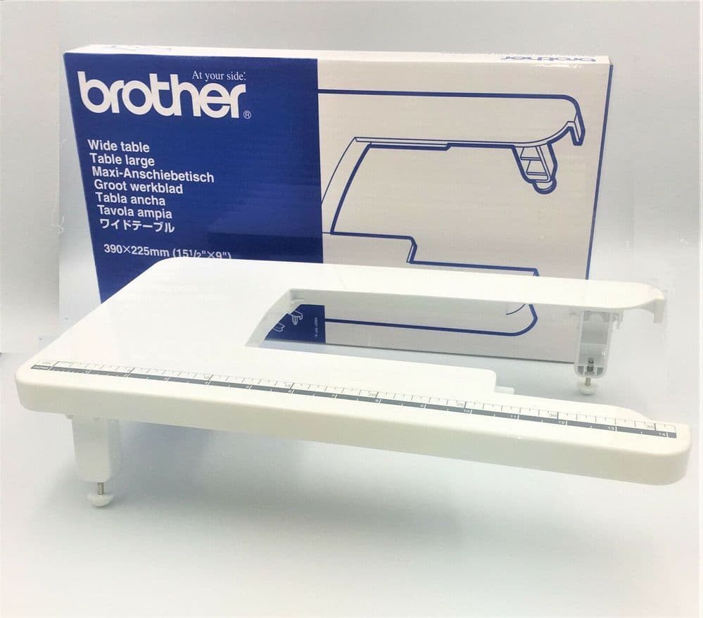 Brother Official Home Sewing Machine Extension Table WT7