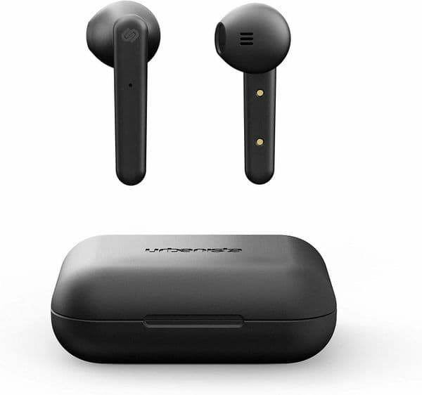 URBANISTA Stockholm Wireless Touch Bluetooth Earphones - Titanium