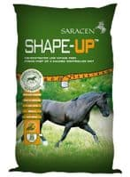 Saracen Shape Up Low Calorie Horse Feed 20kg