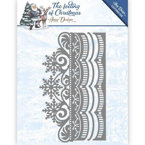 Amy Design The Feeling of Christmas - Ice Crystal - ADD10111