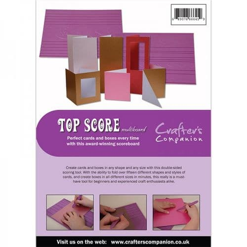 Crafter's Companion Ultimate Pro Embossing Board - Top Score Multiboard