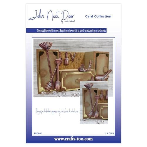 John Next Door Card Collection - Bridge Card (12pcs) - JND083
