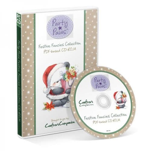 Party Paws - Festive Fancies CD-ROM