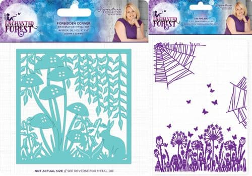 Sara Signature Collection - Enchanted Forest by Crafter's Companion