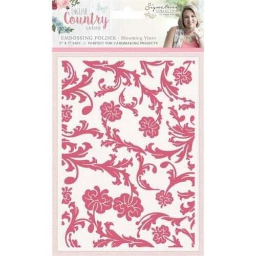Sara Signature Collection - English Country Garden - Blooming Vines by Crafter's Companion