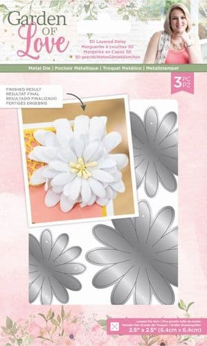 Sara Signature Collection - Garden Of Love by Crafters Companion