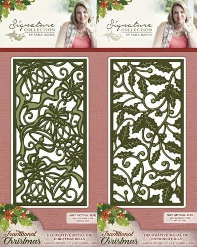 Sara Signature Collection - Traditional Christmas by Crafter's Companion