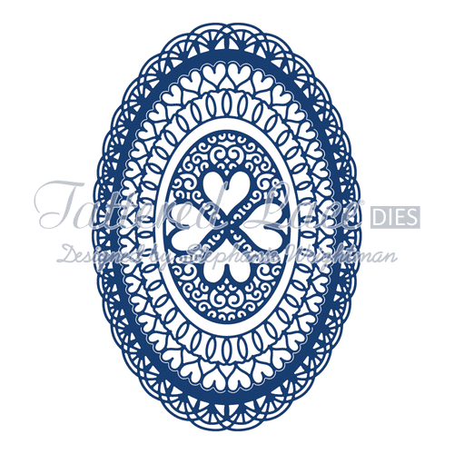 Tattered Lace - Broderie Anglaise - D870
