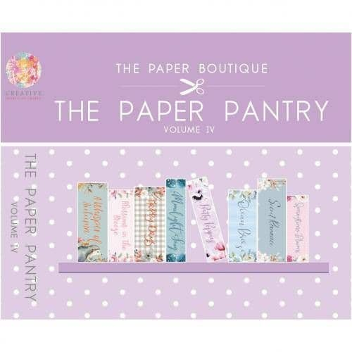 The Paper Boutique The Paper Pantry Vol 4 USB