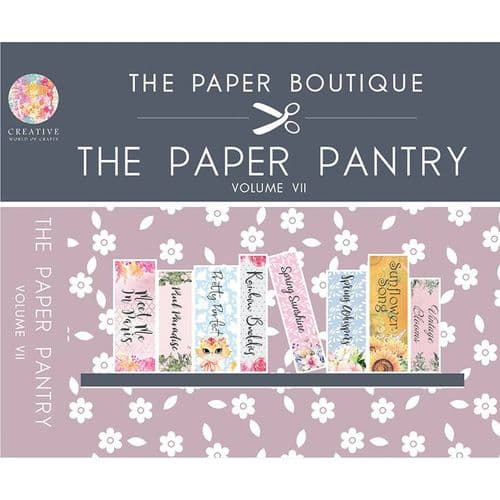 The Paper Boutique The Paper Pantry Vol 7 USB Collection