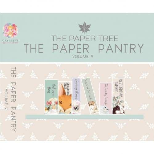 The Paper Tree Paper Pantry Vol 5 – USB Collection