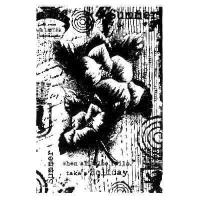 Two Jays Clear Stamp - Summer Collage - CTJJ109