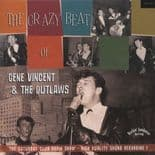 """10""""✦GENE VINCENT & THE OUTLAWS✦""""The Crazy Beat Of"""" The Saturday Club Radio Show"""