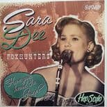 "10"" ✦SARA DEE & THE FOXHUNTERS✦ ""Have You Heard The Gossip?"" Great Rockabilly ♫"