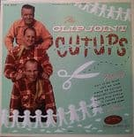 "10"" ✦✦ THE CLIPJOINT CUTUPS ✦✦ Superb Swedish Band Hillbilly & Rockabilly"