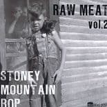 "10"" / VA ✦✦ RAW MEAT Vol. 2 ✦✦ Rare Primitive Rockabilly (Red Vinyl)"