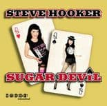 "45 Ep ✦ STEVE HOOKER ✦ ""Sugar Devil"" Legendary Rockabilly & Blues Artist. Hear♫"