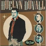 "45 Rpm EP ✦HUELYN DUVALL ✦ ""Got A Little Girl"" Fantastic Rockabilly!! Hear♫"