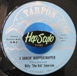 "45Re ✦ BILLY ""The Kid"" EMERSON ✦ ""A Dancin' Whippersnapper""- Monster 60s R&B dancefloor blast"